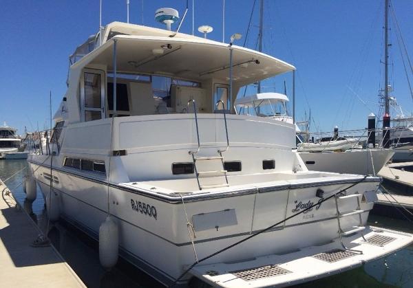 Vitech 55 Yachtfisher
