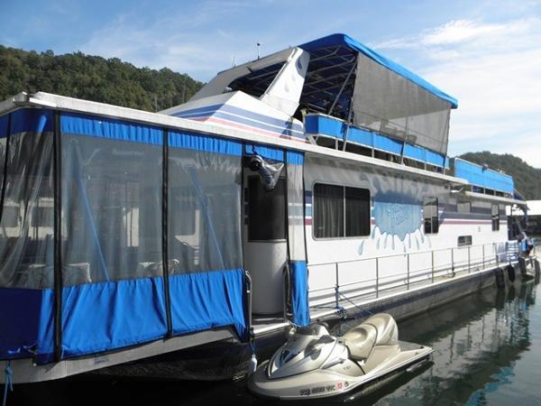 Sumerset 14 x 60 Houseboat