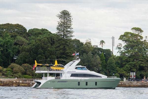 Pachoud Yachts Catamaran