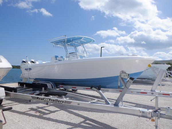 Bluewater Sportfishing 2850