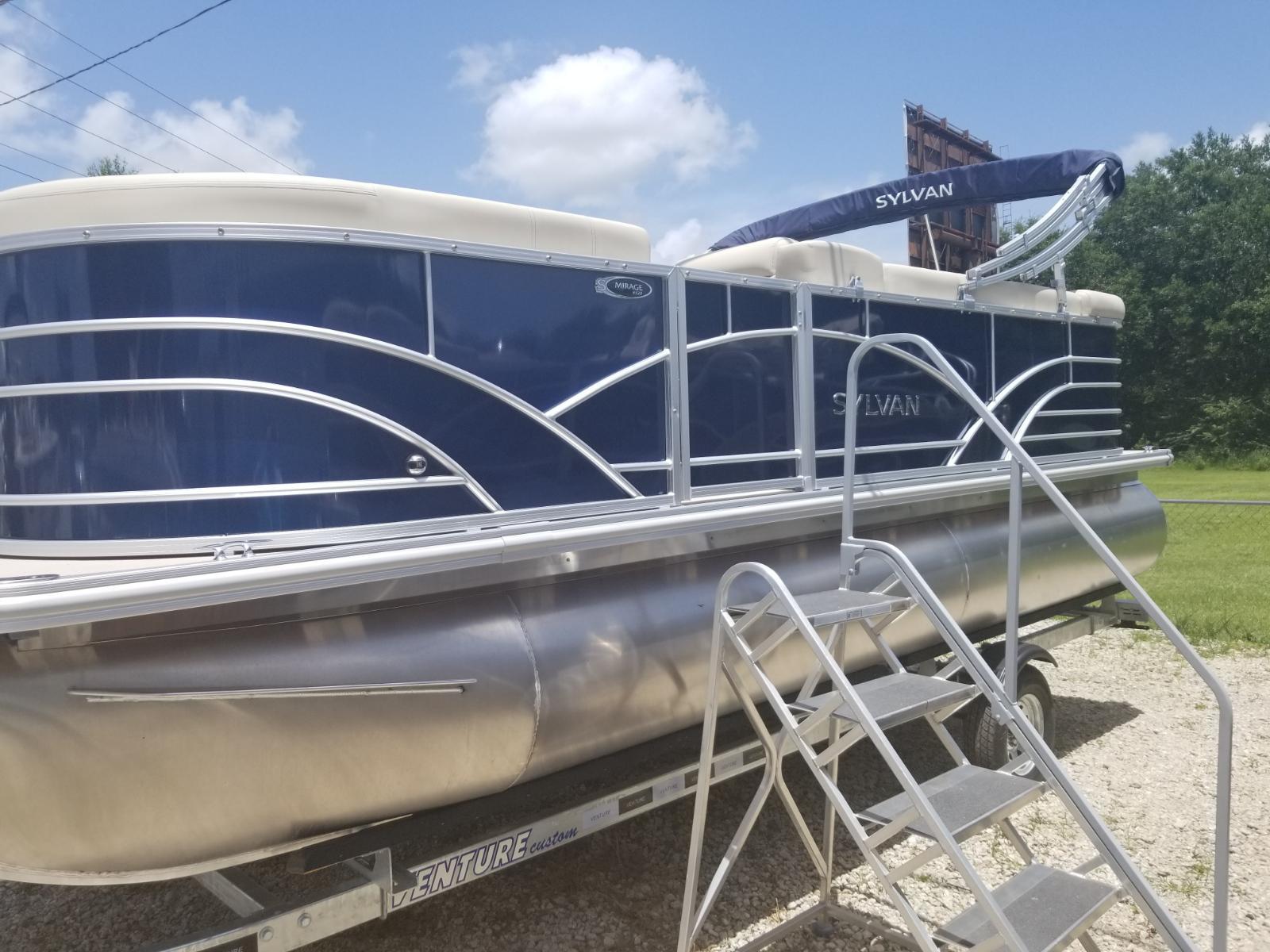 Sylvan Mirage Cruise 8520 Cruise