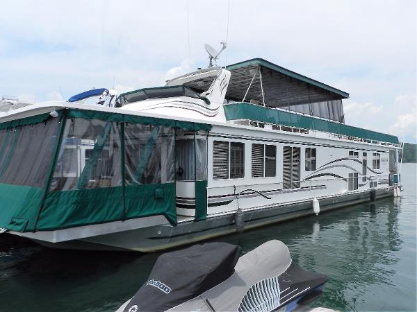 Stardust 16' x 78' Houseboat