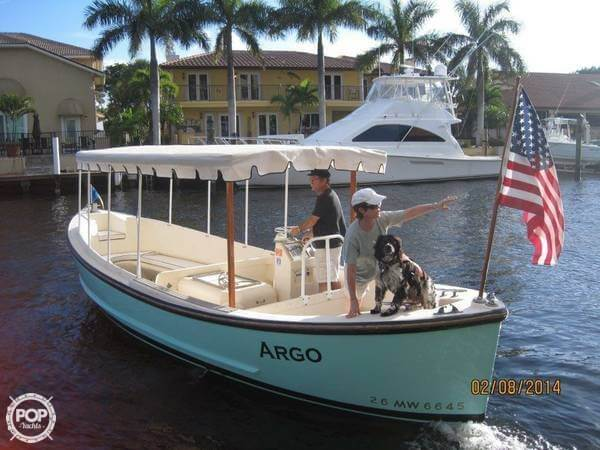 Navy motor whale boat 26 1967 Navy Motor Whale boat 26 for sale in Lighthouse Point, FL