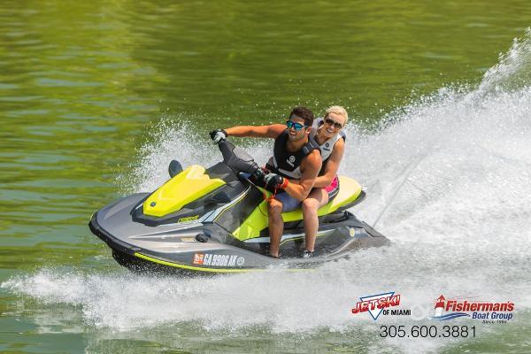 Yamaha WaveRunner EX Sport