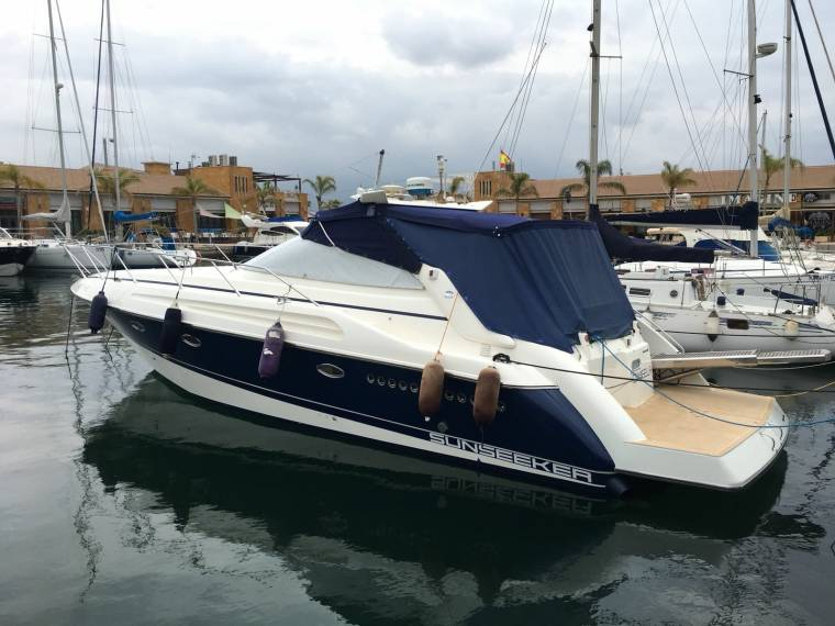 Sunseeker Portofino 40