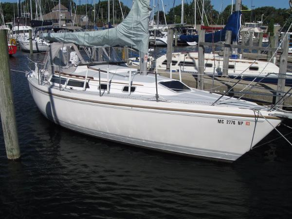 Catalina 30 MK II  Tall Rig DOCKSIDE