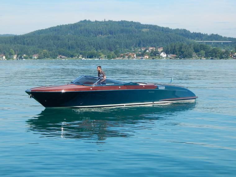 Riva Yacht Riva AQUARIVA SUPER Motorboot