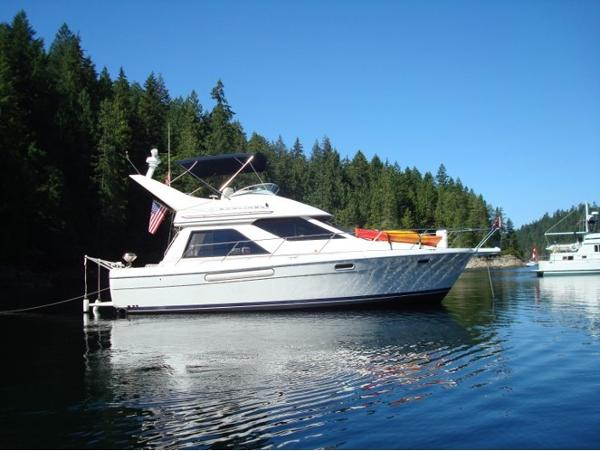 Bayliner 3788 Profile