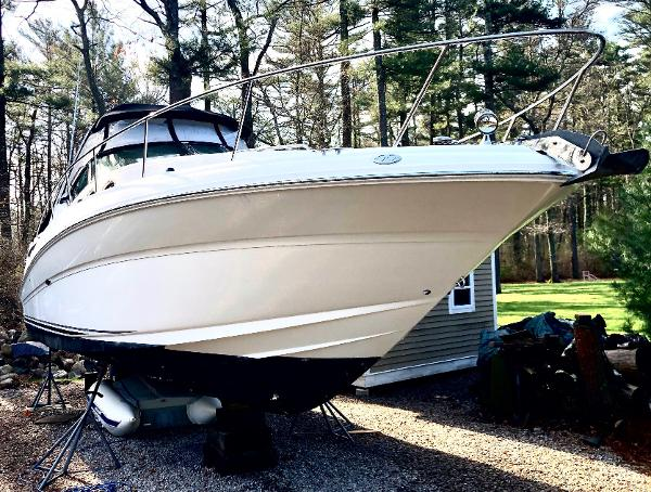 Sea Ray 320 Sundancer Port Profile