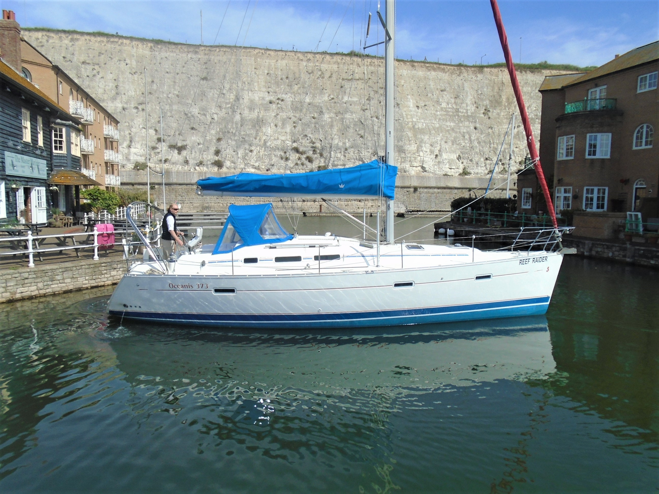 Beneteau Oceanis Clipper 373 Beneteau Oceanis 373 2006