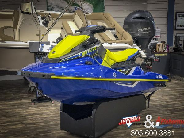 Yamaha WaveRunner EXR