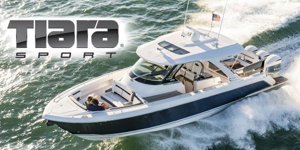 Tiara Sport 38 LS