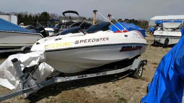 Sea-Doo Speedster - (Project Boat)