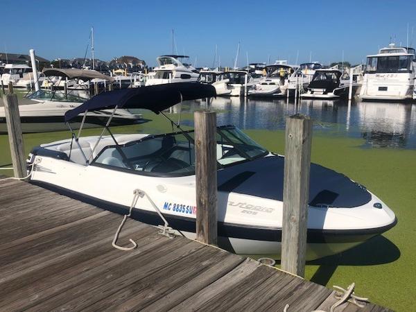 Sea-Doo Sport Boats Utopia 205