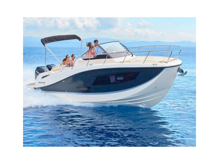 Quicksilver Quicksilver 875 sundeck