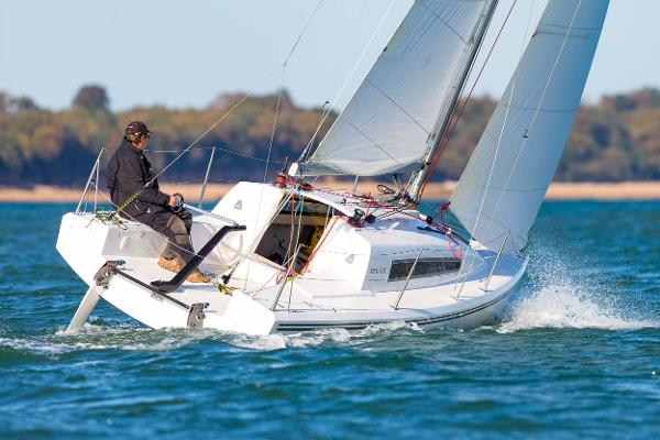 Buckley Yacht Design BTC22