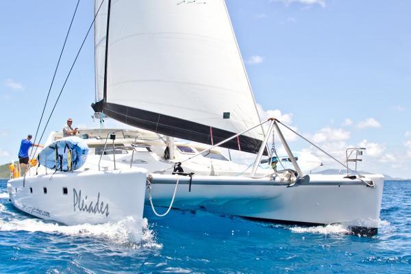 Voyage Yachts 500 Catamaran