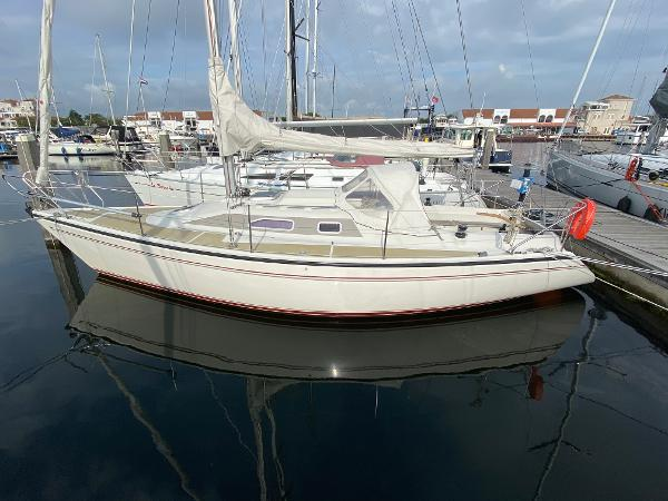 Dehler 32 top