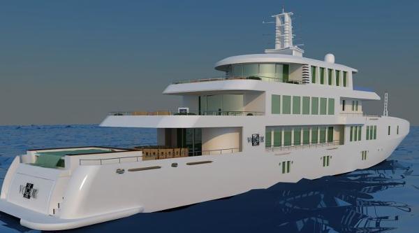 Miss Tor Yacht Custom 180 Stern