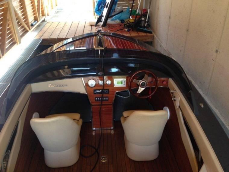 Frauscher Frauscher RIVIERA 600 Motorboot