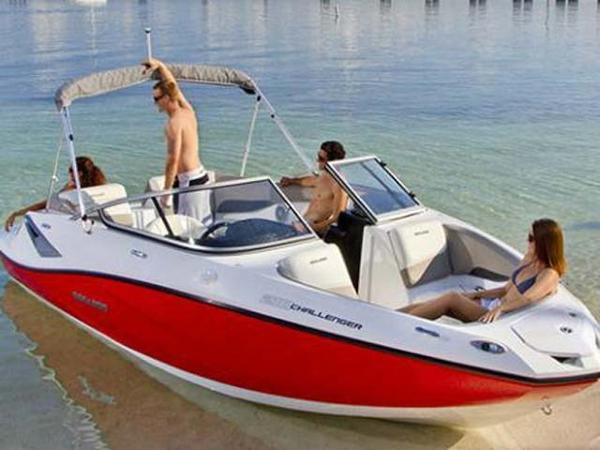 Sea-Doo Sport Boats 23 Challenger