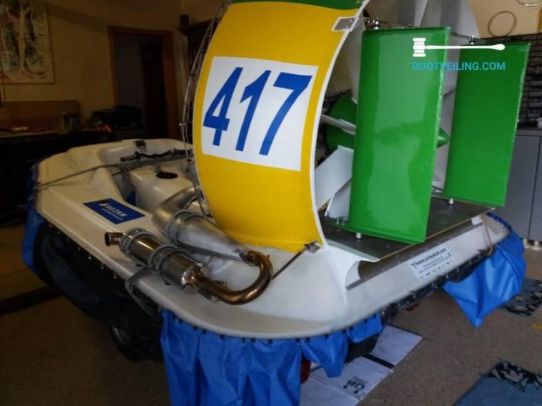 Cobra 6 TFD Hovercraft