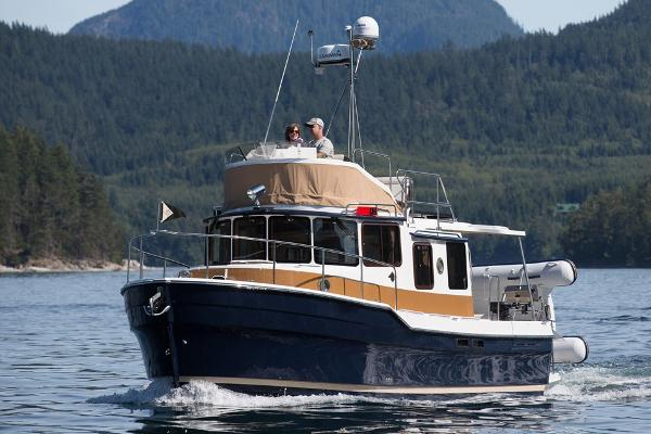 Ranger Tugs R-31 CB Manufacturer Provided Image