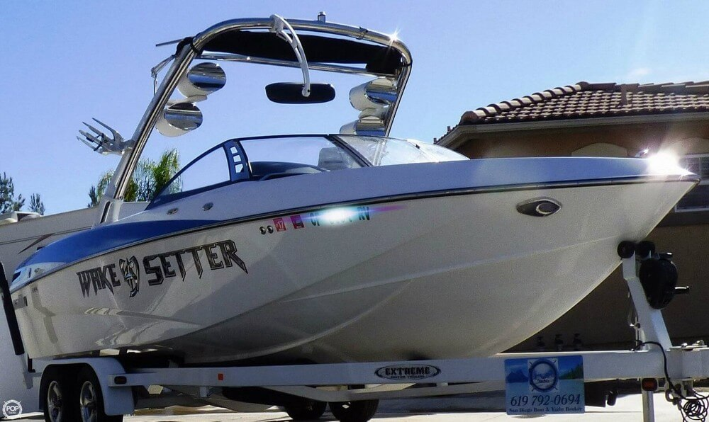Malibu 247 Wakesetter LSV 2012 Malibu 247 Wakesetter LSV for sale in Murrieta, CA