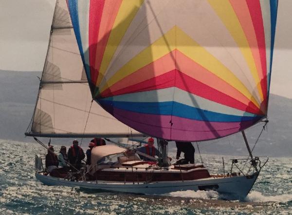 Sparkman & Stephens Bermudan Sloop Sparkman & Stephens Bermudan sloop