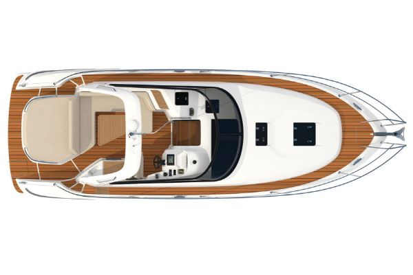 Bavaria Sport 32 Sundeck Layout Plan