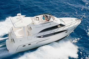 Meridian 408 Motoryacht Manufacturer Provided Image