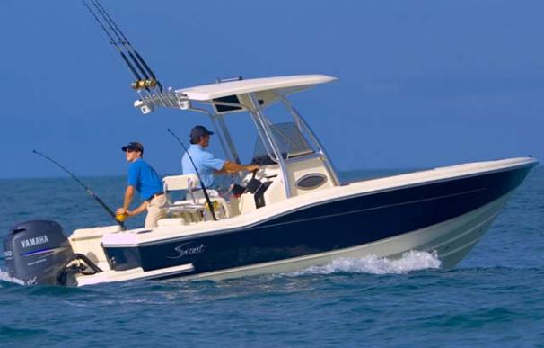 Scout Boats 222 Sportfish Manufacturer Provided Image