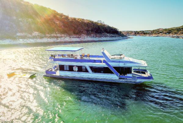 Stardust Cruisers Houseboat