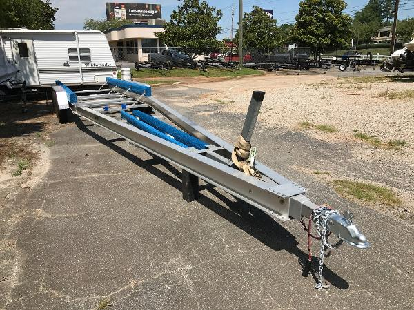 Boat Trailer 21,000# Aluminum I beam