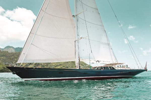 Fitzroy yachts 41m