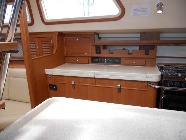 Galley Inboard