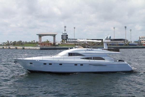 Viking Sport Cruiser 65 PRINCESS Port Profile