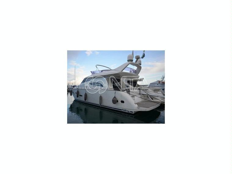Raffaelli Yacht Raffaelli Ontera 70