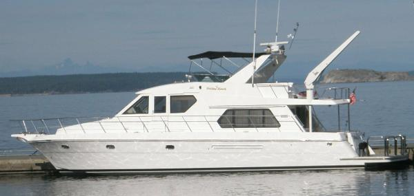 Grand Harbour Custom Pilothouse Grand Harbour 60' Custom