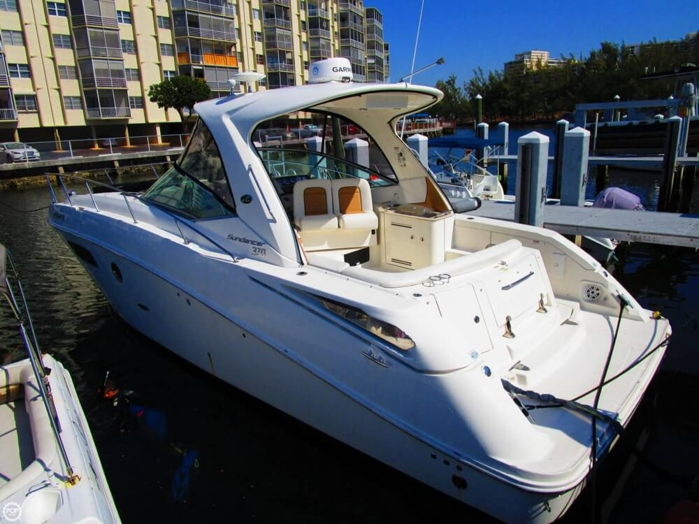 Sea Ray 350 Sundancer 2008 Sea Ray 350 Sundancer for sale in Hallandale Beach, FL