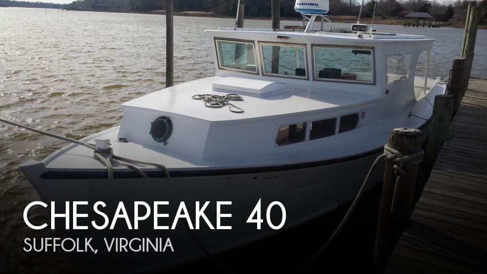 Chesapeake 40 1962 Chesapeake 40 for sale in Suffolk, VA