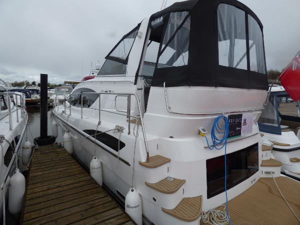 Broom 370 Broom 370 - Tingdene Boat Sales