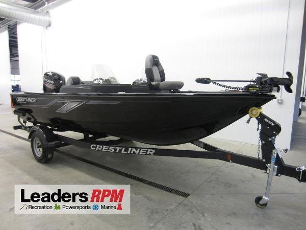 Crestliner 1750 Fish Hawk DC JS