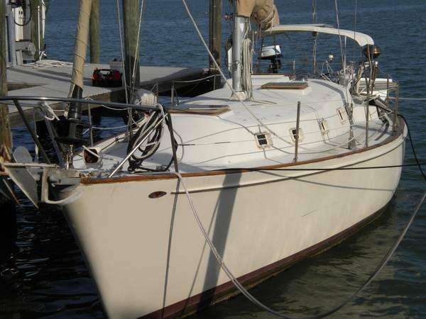 Heritage East Sloop