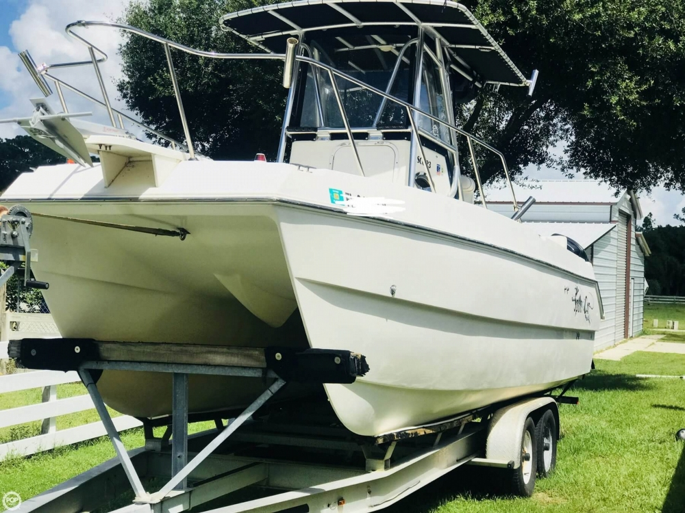 SportCraft SCC 23 Sport Cat 2002 Sportcraft 23 for sale in North Port, FL