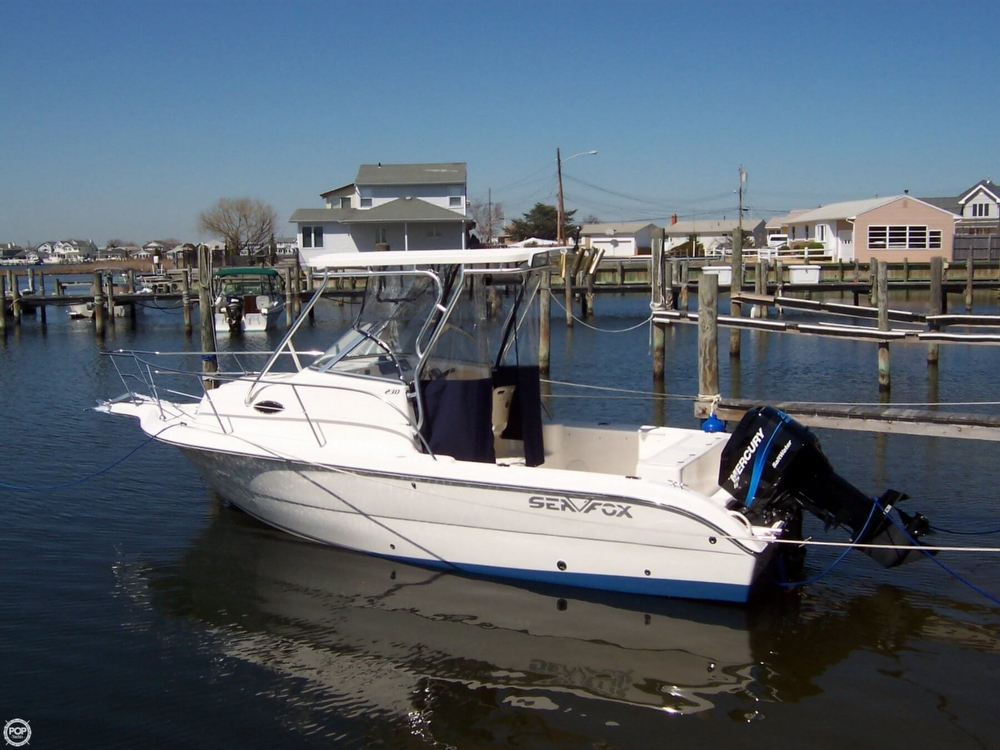 Sea Fox 230 Walk Around 2003 Sea Fox 23 for sale in Toms River, NJ