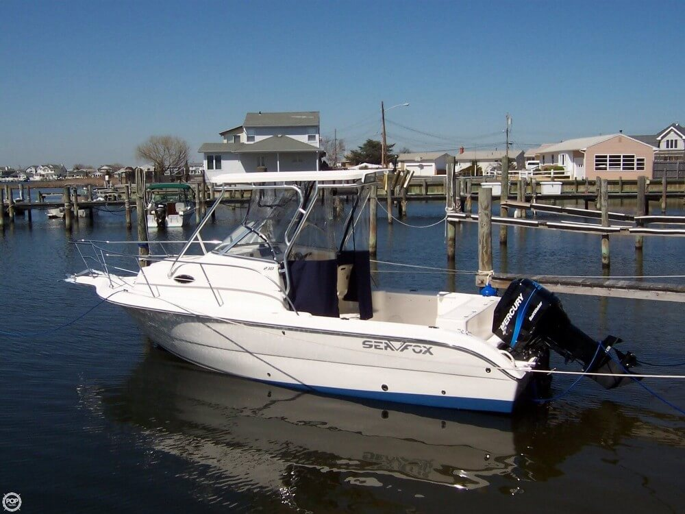 Sea Fox 230 Walk Around 2003 Sea Fox 230 Walk Around for sale in Toms River, NJ