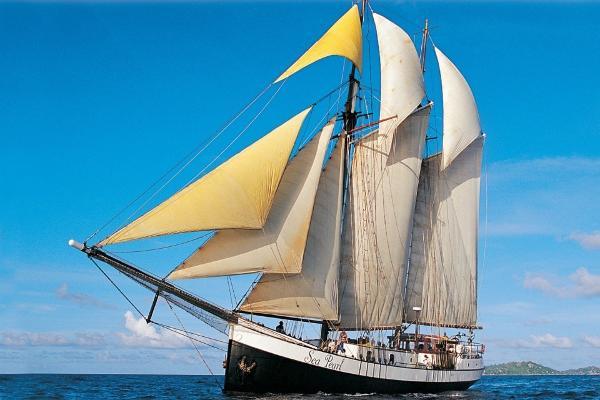Schooner Two Mast Topsail Schooner
