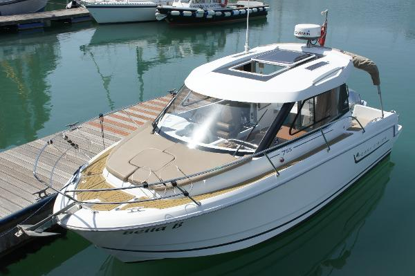 Jeanneau Merry Fisher 755 Bella B Merry Fisher 755
