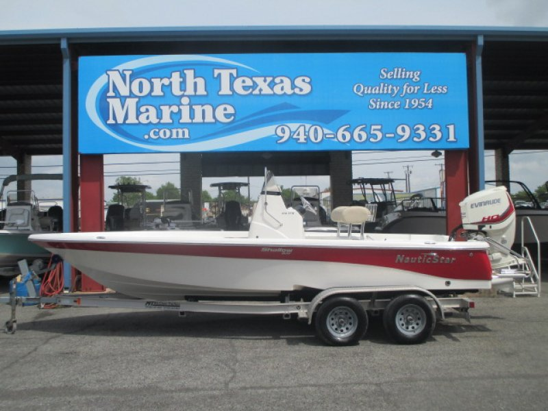 Nautic Star 214 XTS